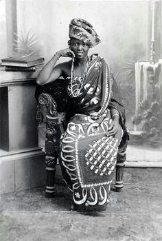 Swahili Beauty, East Africa