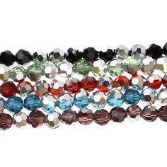 Sexy Sparkles 1 S...   http://www.sexysparkles.com/products/sexy-sparkles-1-strand-crystal-glass-loose-beads-flat-round-multicolor-faceted-4mm-1-strand-98-pcs?utm_campaign=social_autopilot&utm_source=pin&utm_medium=pin   #Jewelry #Love  Wow! We Love this! #Fashion    www.sexysparkles.com