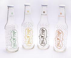 clear bottle design