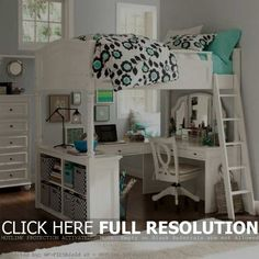 awesome-loft-beds-with-desk-for-teens-resized.jpg 600 × 600 pixlar