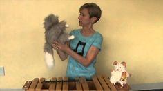 Preschool activity ideas to teach musical concepts to pre-k children.