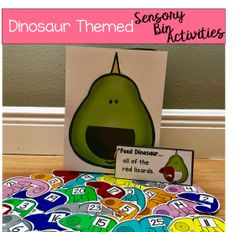 File folder games & adapted books for children at all skill levels. Early Learning Activities, Animal Activities, Sensory Activities, Woodland Animals Theme, Dinosaur Games, File Folder Games, Activity Mat, Preschool Lesson Plans, Dinosaur Birthday Party
