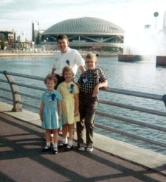 Me and my family at the World's Fair 1965