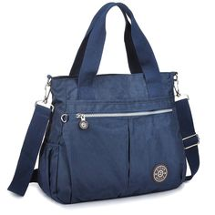 Tote Handbags,Crossbody Bags for Women,ZYSUN Nylon Lightweight Satchel Shoulder Bag -- Quickly view this special  product, click the image : Handbags