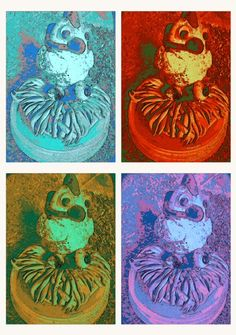 Lumpy Clay Sea Globes! -Smudge Studios Austin