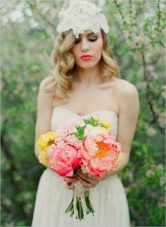 Bridal beauty: bold wedding makeup ideas for daring brides - Wedding Party