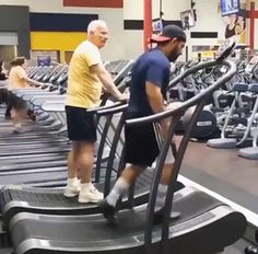 The old guys face though...