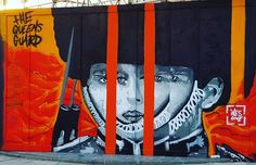 #streetart The Queens Guard. by florin.varzari
