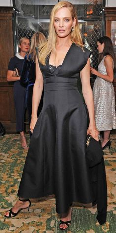 "Look of the Day - May 15, 2015 - ""Icons Of Style"" Dinner Hosted By Michael Kors And Vanity Fair At The Ivy from #InStyle"