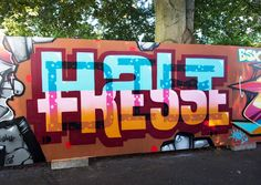 Graffiti imbriqués – 39 nouvelles créations street art de Peter Preffington