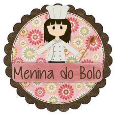 Scrap Carlanog: Logo 'Menina do Bolo' Mais comidas fitness Label Design, Logo Design, Cartoon Chef, Banana Beach, Crate Furniture, Design Quotes, Slogan, Diy And Crafts, Doodles