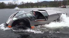 Evo amphibious vehicle