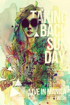 Taking Back Sunday Poster