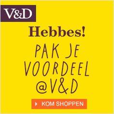 Nu bij V&D: Hebbes! V&D korting 30% op kinderjassen  Pak je voordeel nu! Deze actie loopt t/m 1 november. #korting #kinderjassen #kleding