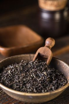 Black Tea Leaves by The Listel Hotels and Forage