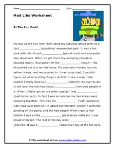 1000+ images about Mad Libs on Pinterest | Mad libs ...