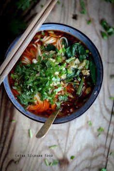 Chongqing noodles (m
