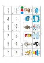Mini Loco Winter – Welk woord is het? Mini, Words, Spelling, Stage, Index Cards, Horse, Games