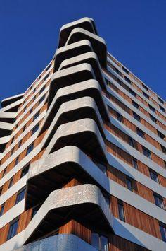 Hatert Housing - Nijmegen, The Netherlands by 24H Architecture