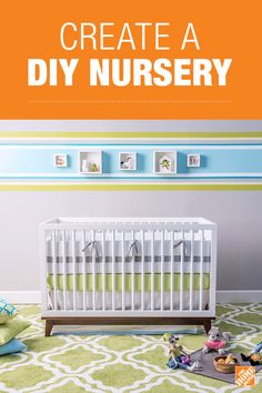 Two Nursery Themes To Give Your Babyu0027s Room A Fresh Look