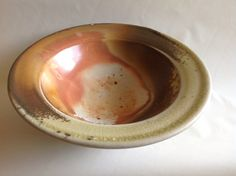 Matt Francis wood fired bowl