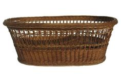 French  Oval Basket