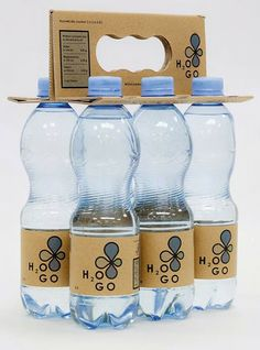 Water Bottle Label Design must have a value proposition which will make the bottle worth buying. Water Bottle Logos, Custom Water Bottles, Water Bottle Labels, Pet Bottle, Design Package, Label Design, Packaging Design, Graphic Design, Plastic Bottle Design