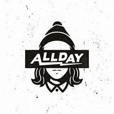 Creative Logo, Design, Logoallday, and Jpg image ideas & inspiration on Designspiration Typography Logo, Logo Branding, Branding Design, Album Design, Gig Poster, Logo Creator, Cover Design, Logo Luxury, Inspiration Logo Design