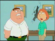 Family Guy - The Brain Damaged Horse!