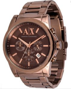 Relogio Armani Exchange AX2091. EuEnvio Importados ccb01155c454d