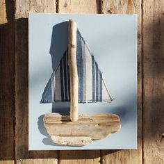 Driftwood Sail Picture No: 2| Coastal Art | Marina Morris - buy the sea