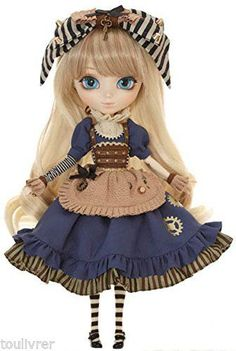 Pullip-ALICE-in-STEAMPUNK-WORLD-P-151-ABS-painted-doll-figure-JAPAN