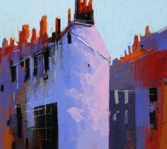 Tony Allain The Round House Pastel