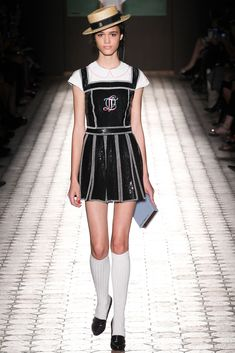 Olympia Le-Tan Spring 2015 Ready-to-Wear Collection - Vogue
