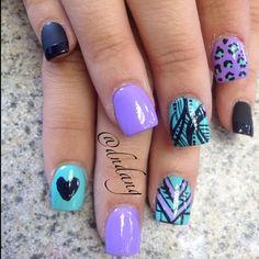 Instagram photo by dndang #nail #nails #nailsart
