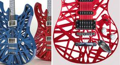 Imprima sua guitarraEmpresa neozelandeza desenvolve linha de guitarras customizadas