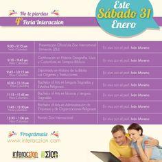 Feria educativa virtual Zion International University