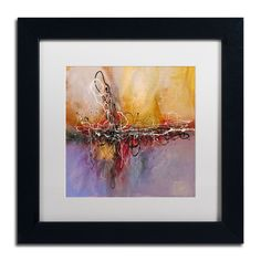 'Inspired' by Ricardo Tapia Framed Painting Print