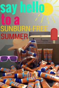 Save Money This Summer and protect yourself from UV Rays! Join our Fun In The Sun Giveaway! We're giving Banana Boat Sunscreen Samples to lucky members who sign up before July 4th, 2015! Enjoy your Summer while we bring you the best samples, coupons, giveaways, and frugal living tips online! #FunInTheSun