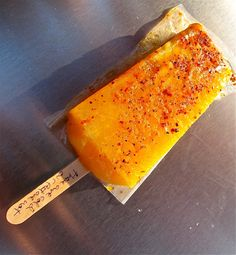 Mango Chili Popsicle  La Newyorkina