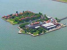 New York - Ellis Island Ellis Island, Amsterdam, Carcassonne, New York City, Havana, Cities, New York, Nyc