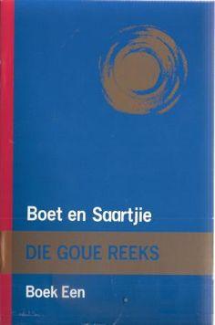 Boet en Saartjie, my first book I ever read