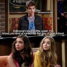 Girl Meets World (3x01)