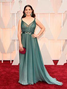 America Ferrera at the Oscar's 2015