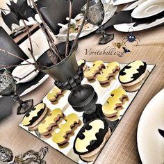 En güzel mutfak paylaşımları için kanalımıza abone olunuz. http://www.kadinika.com #masadekoru #batman #kurabiye #batmankurabiye #batmanbirthday #batmandoğumgünü