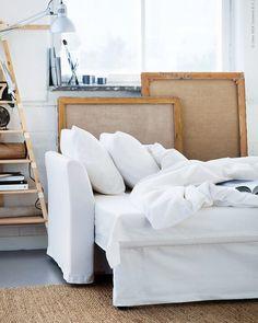 A nice new sofa bed Stil Inspiration