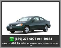 2003 Honda Civic EX Coupe  4-Wheel Abs Brakes, One 12V Dc Power Outlet, Front Ventilated Disc Brakes, Coil Front Spring, Overall Height: 55.1, Rear Center Seatbelt: 3-Point Belt, Manual Front Air Conditioning, Bucket Front Seats, Rear Stabilizer Bar: Regular,