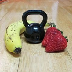 1lb baby kettlebell - a great gift for crossfit fans, kettlebell fans, p90x, beachbody, insanity etc. only $14.99 at babykettlebell.com  Comment if you want one.
