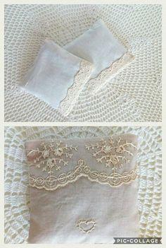 Handmade / Bridal / Wedding Favors Lavender Pillow Bags Sachet