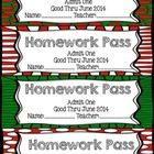 Need a gift to give to your students? Print out my holiday homework passes. There are two different versions. One is more Christmas and the other is more holiday. :)  Also, I have given you a sneak peek at a product I am working on for the new year. Student incentive cards.